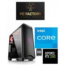 PC FACTORY INTEL_11.Gen_GAMER 101 Intel CoreCore i9-11900K/16GB DDR4/1TB SSD/RTX2060 6G)
