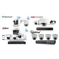 2 MP-es FULL HD Kamerarendszer kiépítéssel, telepítéssel.