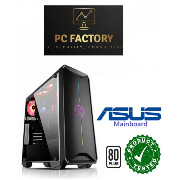 PC FACTORY BRAND 04 (ASUS ALAPLAP/i5 10400F/16GB DDR4/480GB SSD/RTX 3060 12GB GDDR6)