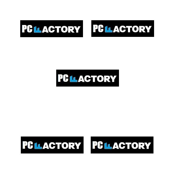 PC FACTORY 8.GEN Office 3 (i3 8100/8GB DDR4/240GB SSD)