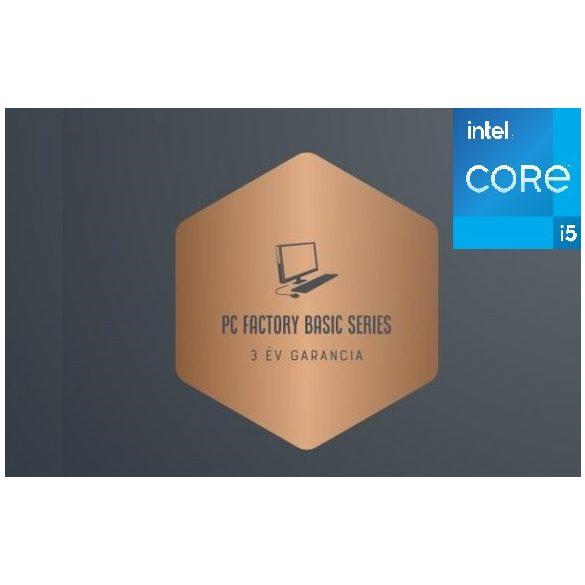 PC FACTORY INTEL_11.Gen_05(Intel Core i5-11400/16GB DDR4/480GB SSD/UHD VGA)
