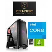 PC FACTORY INTEL_11.Gen_07(Intel Core i5-10400F/16GB DDR4/480GB SSD/GT1030 2G)