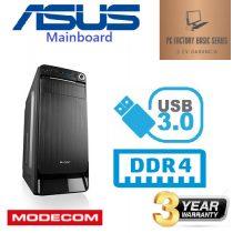 PC FACTORY BRAND 02 (ASUS ALAPLAP/i5 10400F/8GB DDR4/480GB SSD/GT710 2GB)