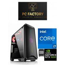 PC FACTORY INTEL_11.Gen_06(Intel Core i7-10700F/16GB DDR4/1TB SSD/GTX 1650 4G)